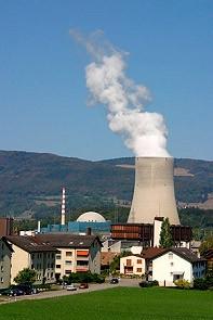 photo de la centrale